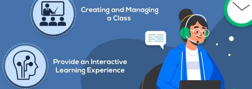 Club Activities in Virtual Classrooms