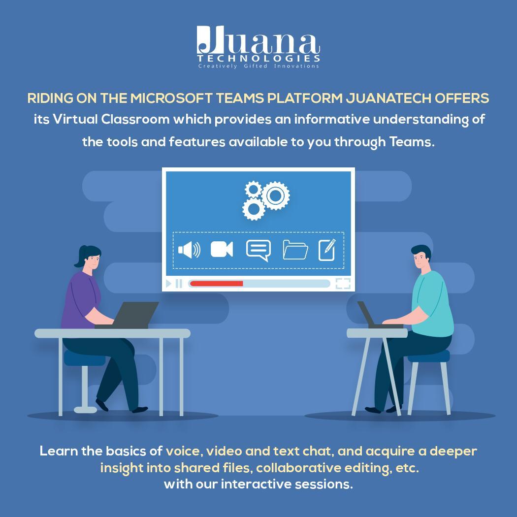 Virtual Classroom on Microsoft Teams